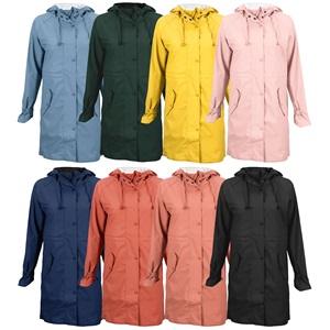 43NQ - Rain Coat Women • Mizzle •