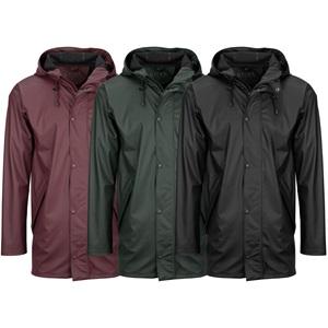 43NR - Rain Coat Men • Skye •