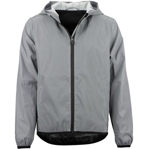 44TA - Reflective Jacket with Hood Junior • Full Reflective •