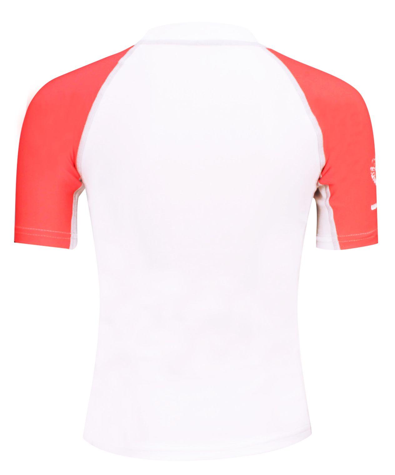 UV Shirt Meisjes • Korte Mouw • Zest •