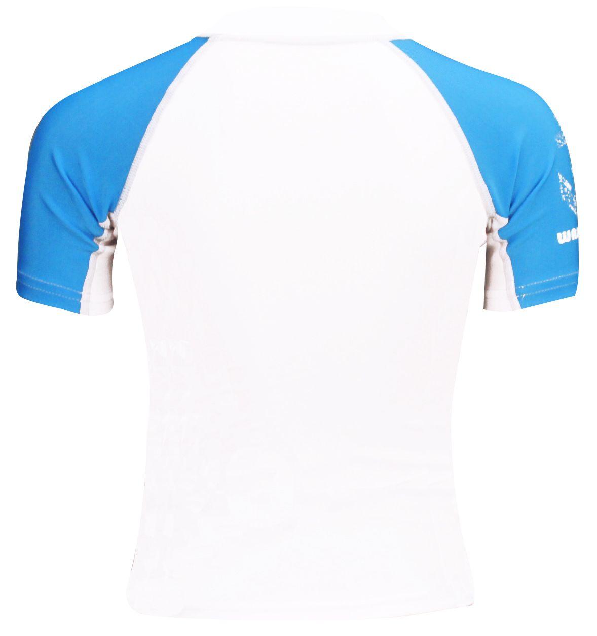 UV Shirt Jongens • Korte Mouw • Verve •
