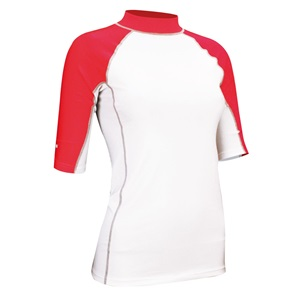 55UH - UV Shirt Women • Short Sleeve •