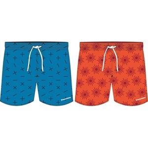 55ZH - Swimming Short Print Junior • Hiro •