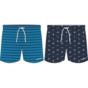 55ZI - Swimming Short Print Senior • Ilias •