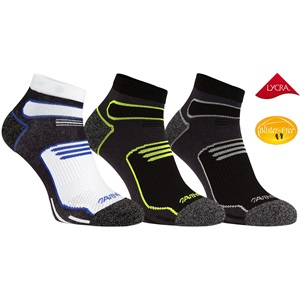 74OS - Sports Ankle Socks Men • 2-Pack •