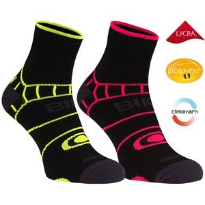 74OT - Cycling Socks with Climayarn
