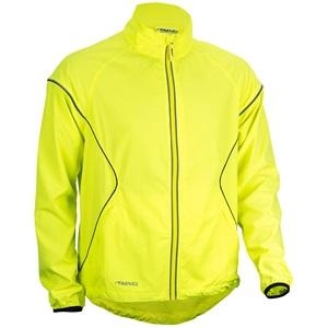 74RA - Runningjacke • Neon Yellow •