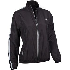 74RD - Running Jacket Women • Basic Black •