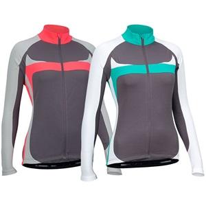 81BR - Cycling Shirt Long Sleeve • Women •