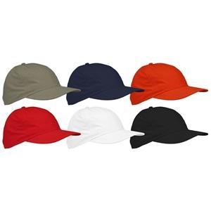 23CT - Baseballcap Summer Senior • Slim Fit •