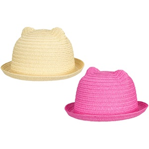 23DE - Straw Hat Junior • Animal •