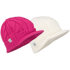 5020 - Cap with Peak Knitted Women • Billy •