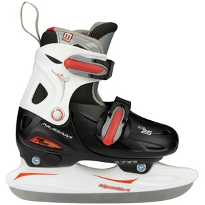 0026 - Ice Hockey Skate Junior Adjustable • Hardboot •