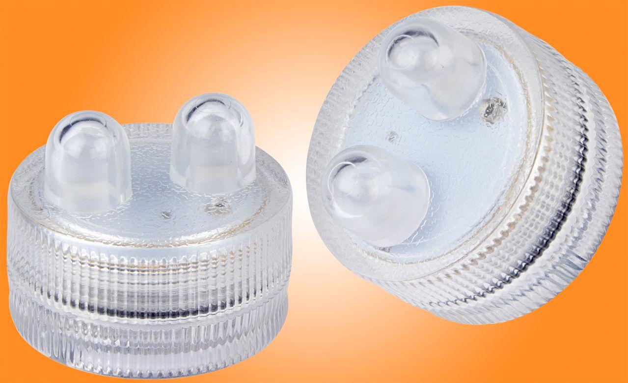 Dual LED Schaatslampjes • Single Colour •