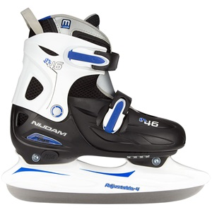 2187 - Kindereishockeyschlittschuh Verstellbar • Hardboot •