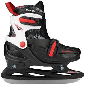 3007 - IJshockeyschaats Junior Verstelbaar • Hardboot •