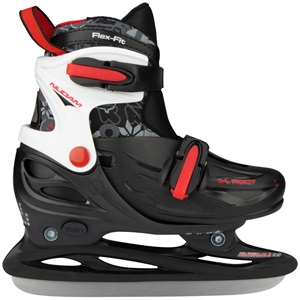3007 - Ice Hockey Skate Junior Adjustable • Hardboot •