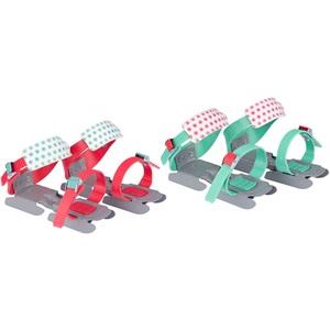 3012 - Glij-ijzers Verstelbaar • Snow Flake •