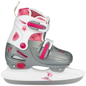 3020 - Figure Skate Girls Adjustable • Hardboot •