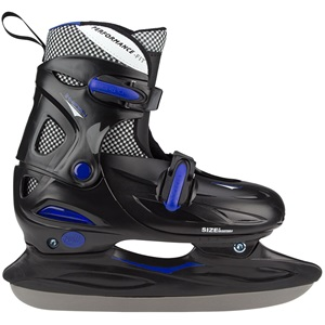 3024 - Ice Hockey Skate Junior Adjustable • Hardboot •