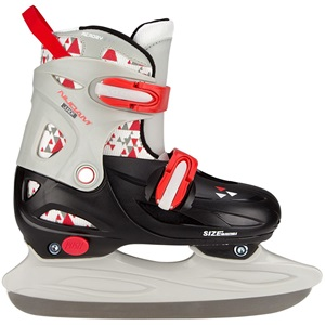 3071 - Kindereishockeyschlittschuh Verstellbar • Hardboot •