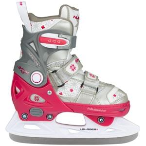 3121 - Figure Skate Girls Adjustable • Semisoft Boot •