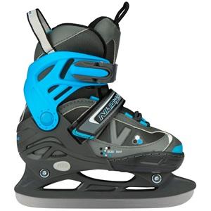 3141 - Kindereishockeyschlittschuh Verstellbar • Semi-Softboot •