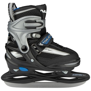 3172 - Kindereishockeyschlittschuh Verstellbar • Semi-Softboot •