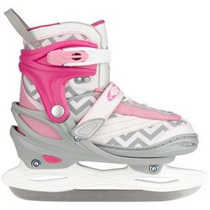 3176 - Figure Skate Girls Adjustable • Semisoft Boot •