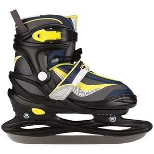 3177 - IJshockeyschaats Junior Verstelbaar • Semi-Softboot •