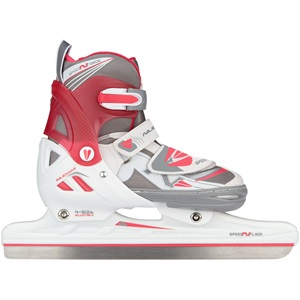 3412 - Speed Skate Girls Adjustable • Semisoft Boot •