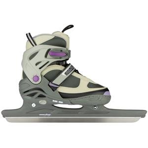 3413 - Speed Skate Girls Adjustable • Semisoft Boot •