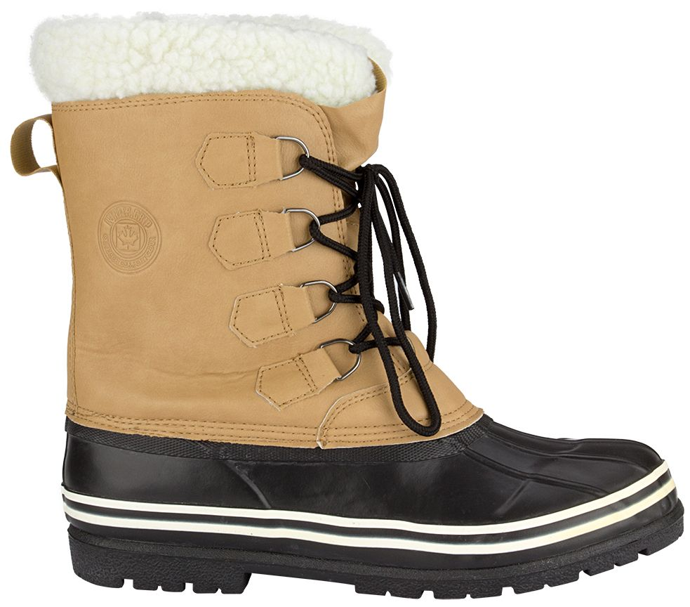 Snowboots Sr • Canadian Lumberman •