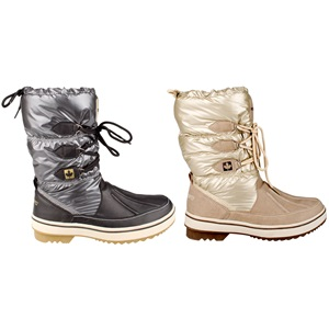 1136 - Snowboots Sr • Glossed Trotter •