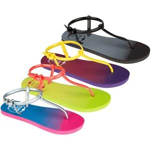 13EK - Flip-flops Women • Ankle Strap •