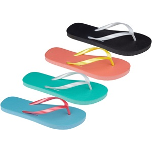 13EQ - Teenslippers Dames Uni • Palm Beach •