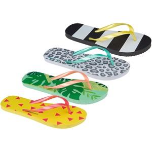 13ER - Flip-flops Women Print • Playa del Carmen •