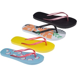 13ES - Teenslippers Dames Cuba Mix • Miami Beach •