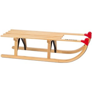 0250 - Sledge Wood • Davos 90 cm •