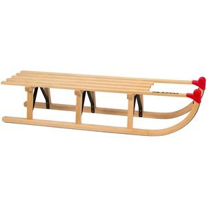 0251 - Sledge Wood • Davos 110 cm •