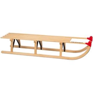 0252 - Schlitten Holz • Davos 120 cm •