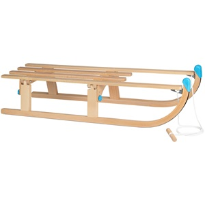 0263 - Sledge Wood • Foldable •