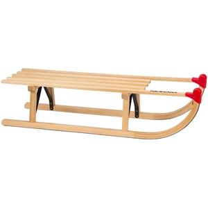 0273 - Schlitten Holz • Davos 100 cm •
