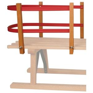 0283 - Rückenlehne für Holzschlitten