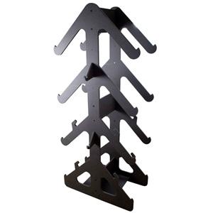0993 - Sleden/Longboard Display Standaard Hout