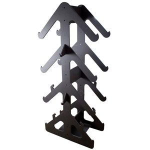 0993 - Sledge/Longboard Display Stand Wood