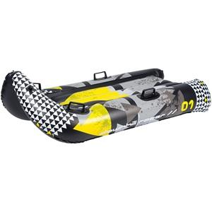 3706 - Opblaasbare Sneeuwglijder • Downhill Racer •
