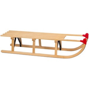 N50DA04 - Sledge Wood - Davos 110 cm