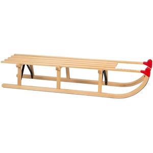 N50DA05 - Sledge Wood - Davos 120 cm