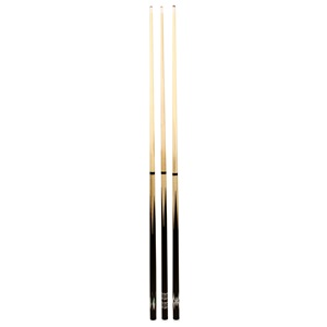 15KL - Billiards Cue 2-section with Print